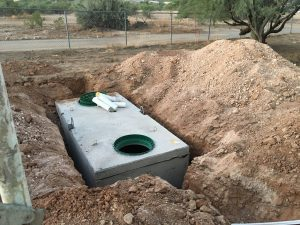 installing septic system